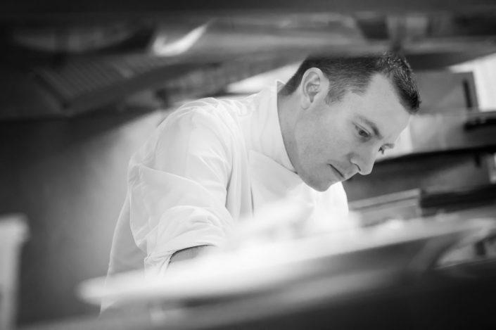 Arnaud CHARTIER en cuisine